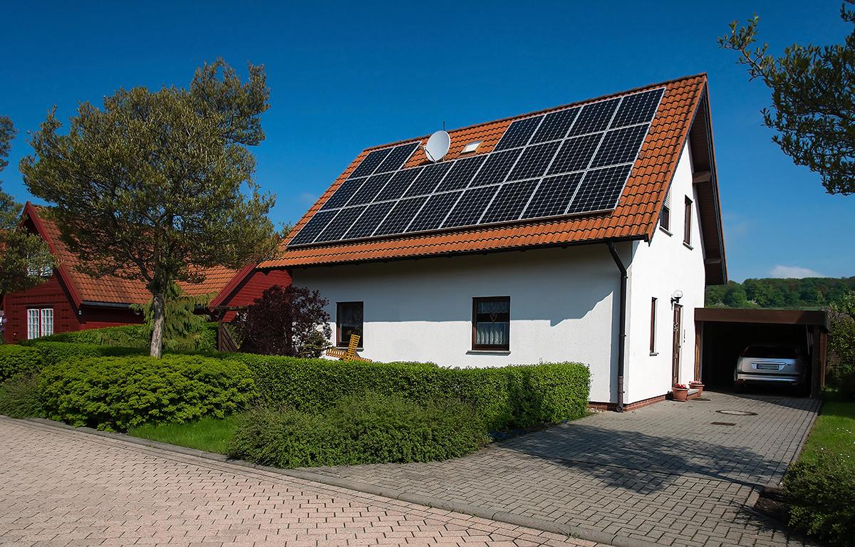 Solární elektrárna - nové podmínky dotace nová zelená úsporám - dotace až 205 tisíc